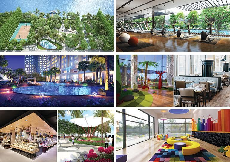 Bảng giá cho thuê căn hộ chung cư Opal Garden