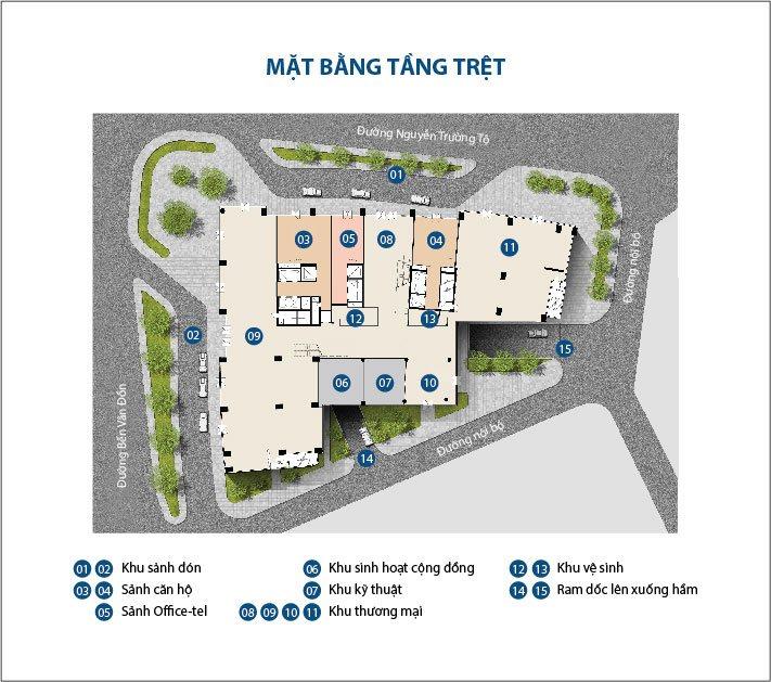 dự án Saigon Royal Residence