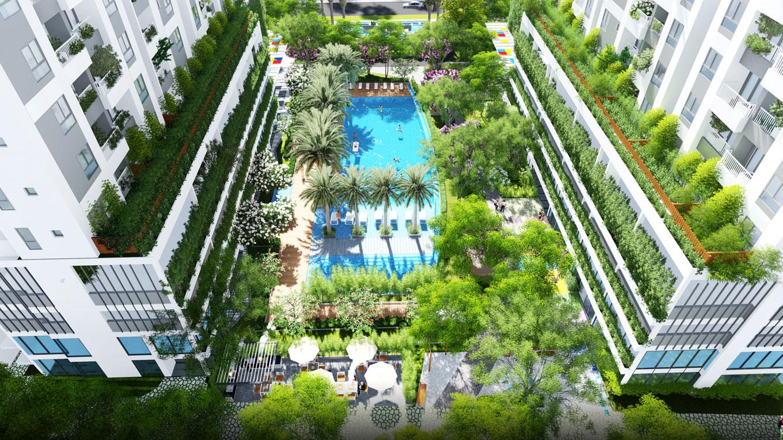 dự án căn hộ Luxgarden