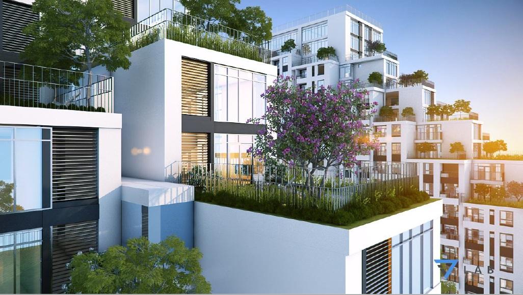Bảng giá cho thuê căn hộ chung cư Luxgarden