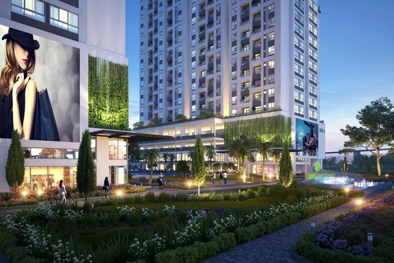 Bảng giá cho thuê căn hộ chung cư Luxgarden 6
