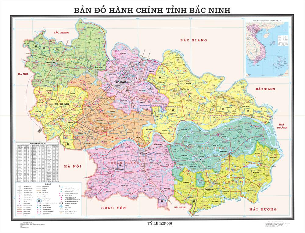 Bảng giá nhà đất Bắc Ninh từ năm 2015 đến 2020