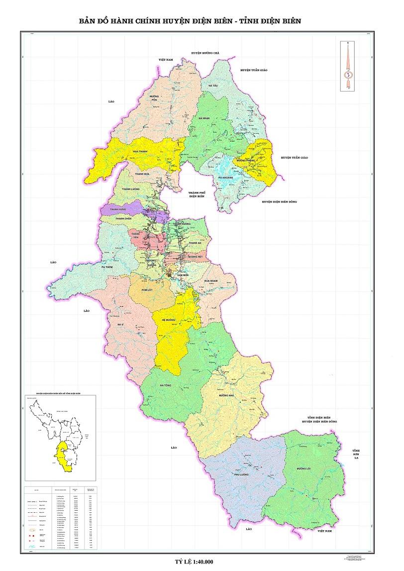 Bảng giá nhà đất Điện Biên từ năm 2015 đến 2020