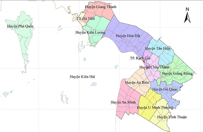 Bảng giá nhà đất Kiên Giang từ năm 2015 đến 2020 3