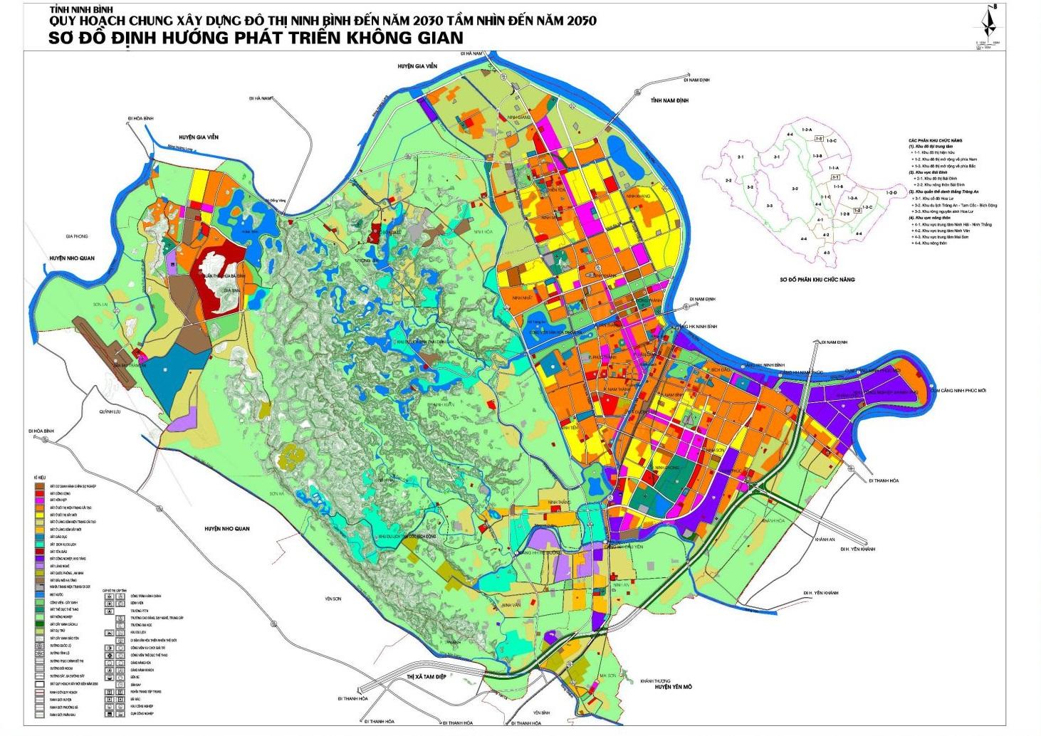 Bảng giá nhà đất Ninh Bình từ năm 2015 đến 2020