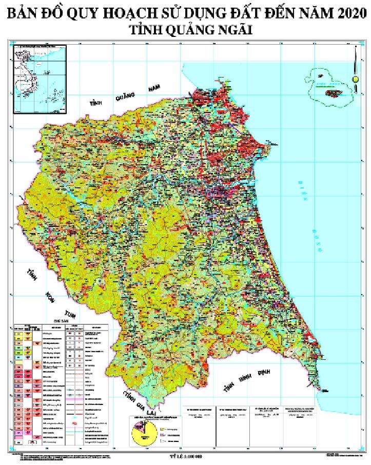 Bảng giá nhà đất Quảng Ngãi từ năm 2015 đến 2020