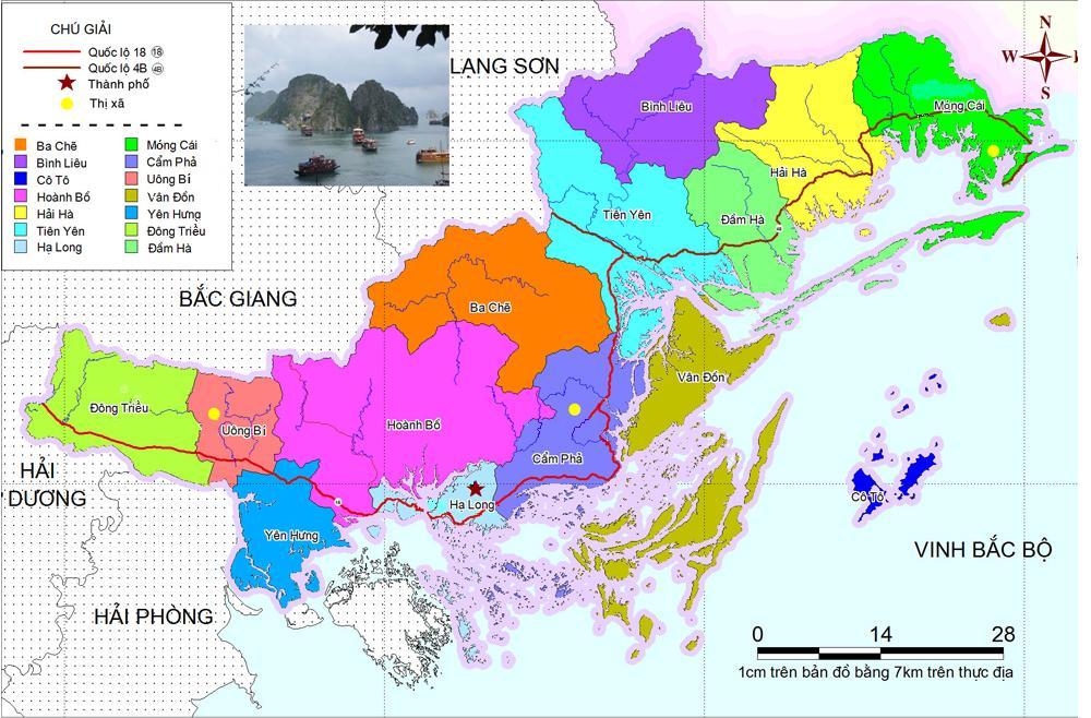Bảng giá nhà đất Quảng Ninh từ năm 2015 đến 2020 2