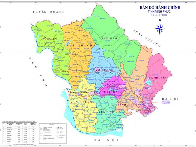 Bảng giá nhà đất Vĩnh Phúc từ năm 2015 đến 2020 10