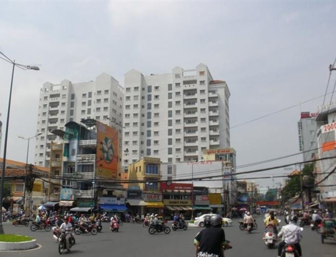 Cho thuê căn hộ chung cư 203 Nguyễn Trãi – Giá rẻ