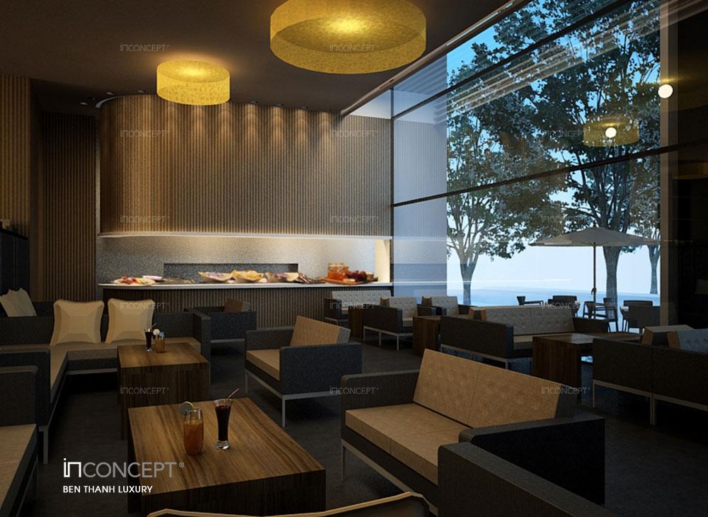 Báo giá cho thuê căn hộ chung cư Bến Thành Luxury