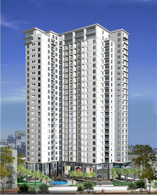 Cho thuê căn hộ chung cư Horizon Tower