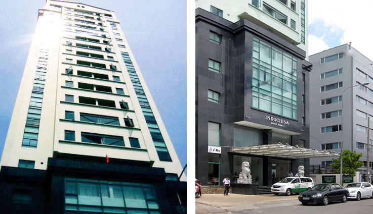 Cho thuê căn hộ chung cư Indochina Park Tower – Giá Rẻ