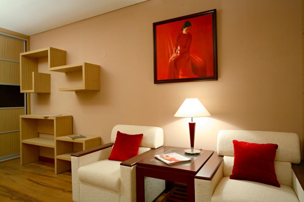Cho thuê căn hộ chung cư Lancaster Lê Thánh Tôn HCM