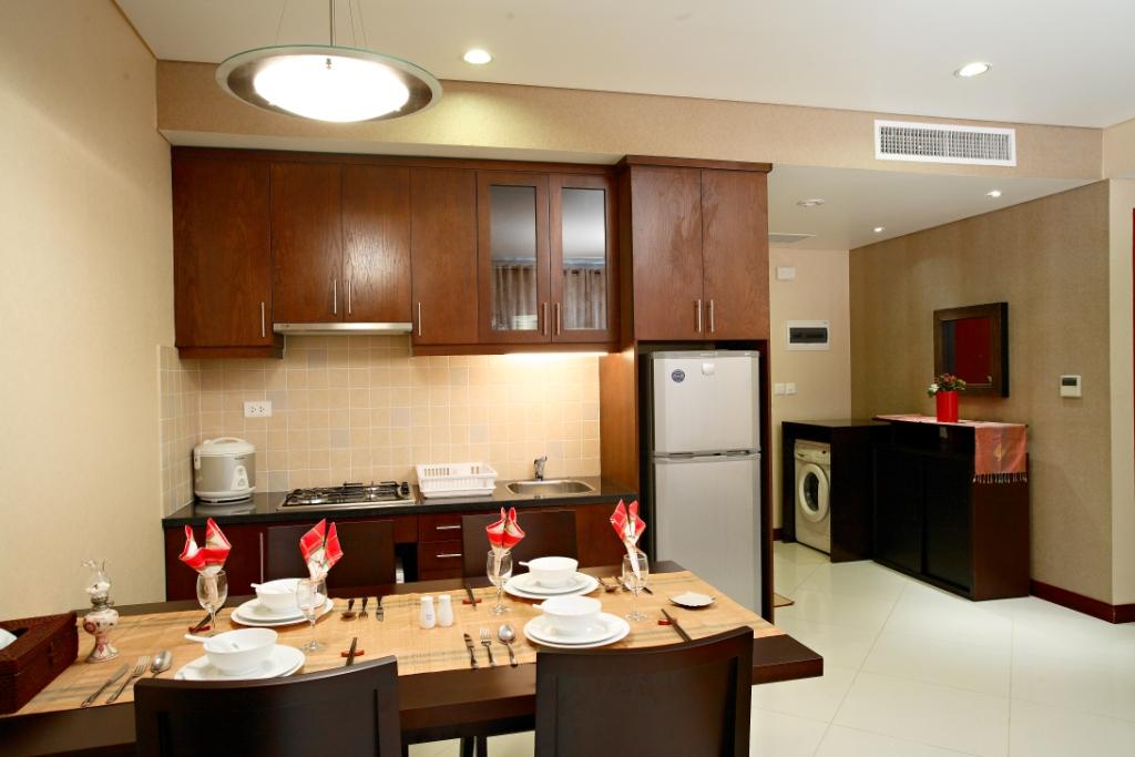 Cho thuê căn hộ chung cư Lancaster Lê Thánh Tôn HCM 7