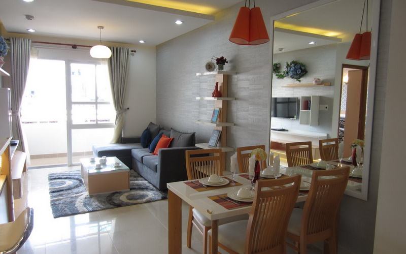 Saigonland Apartment