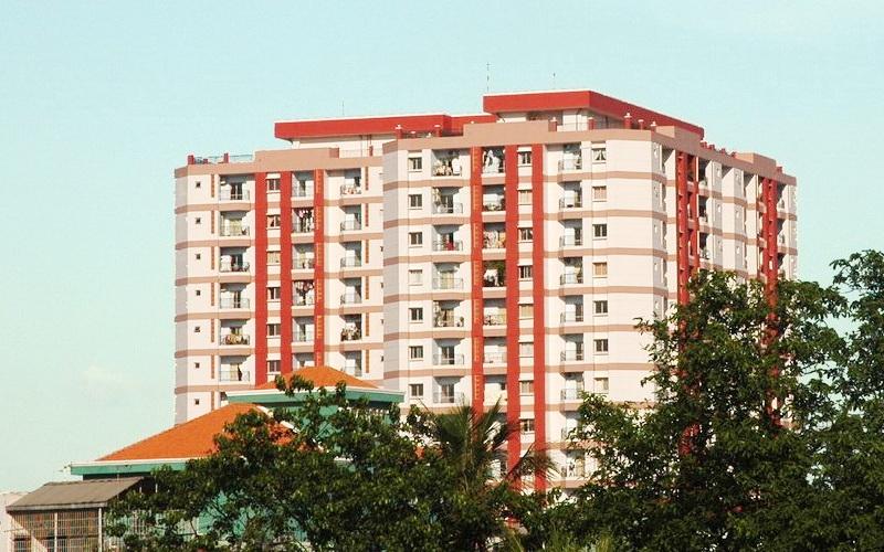 Cho thuê căn hộ chung cư Thế Kỷ 21 Giá Từ 6tr/m2