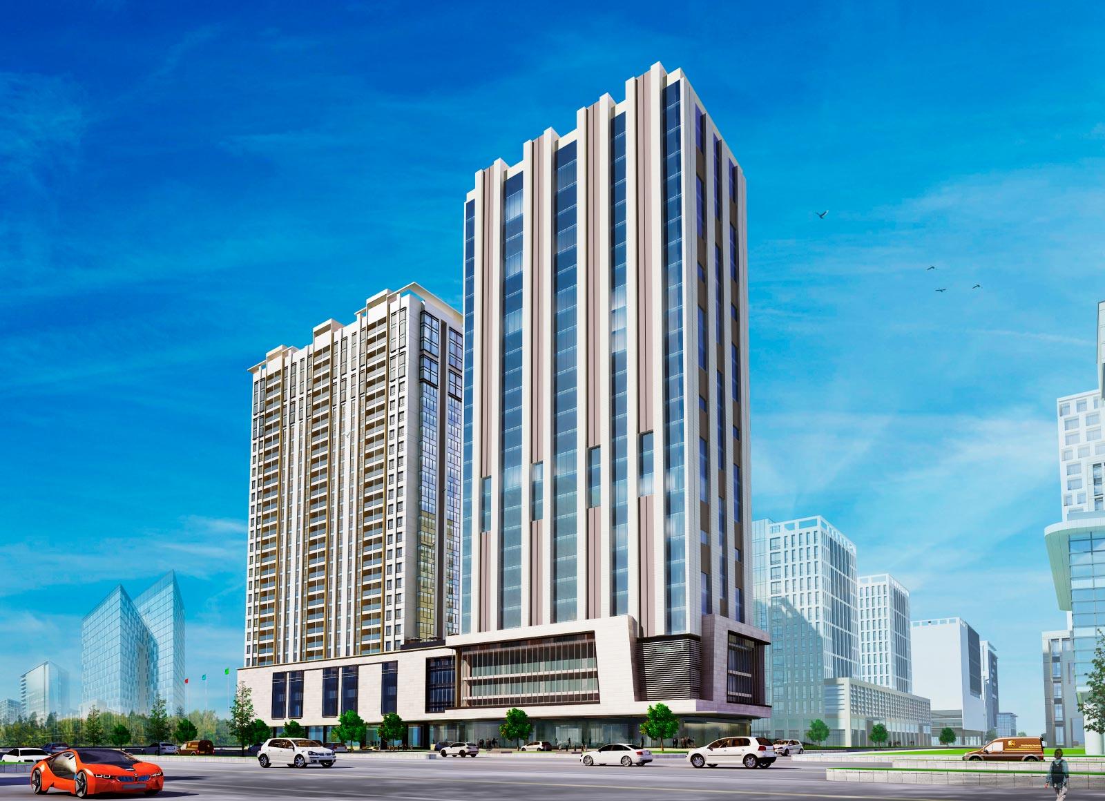 Bảng giá cho thuê căn hộ chung cư 152 Điện Biên Phủ