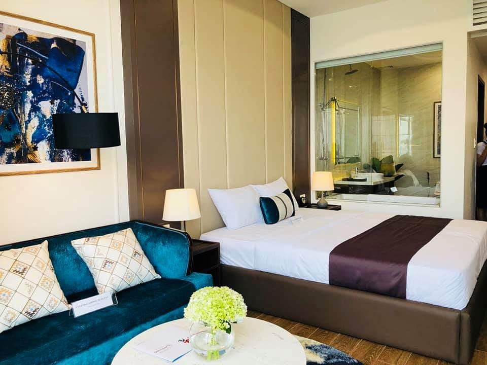 dự án căn hộ condotel Oyster Gành Hào Trần Phú Vũng Tàu