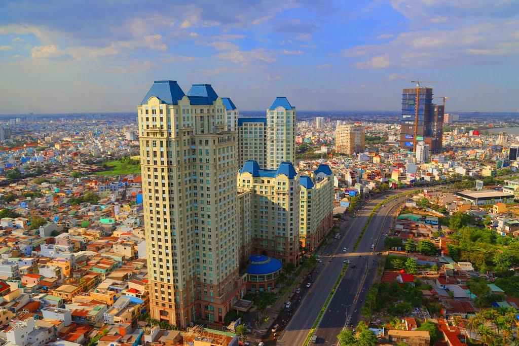 Các Hot Nhất dự án trên đường Nguyễn Hữu Cảnh