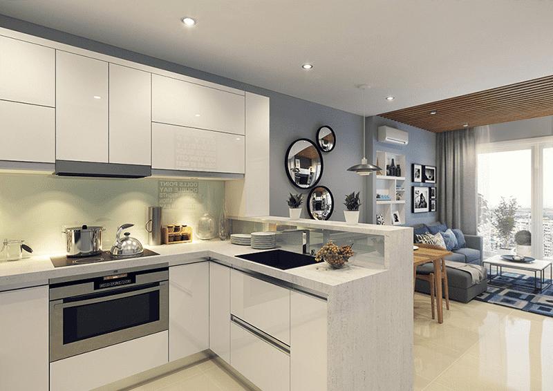 Bảng giá cho thuê căn hộ chung cư GreenField 686 10