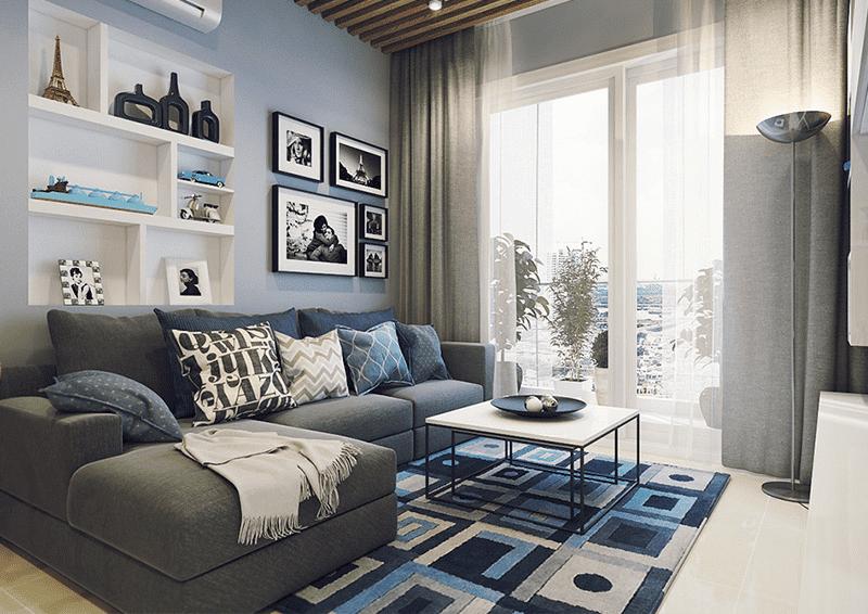 Bảng giá cho thuê căn hộ chung cư GreenField 686 8