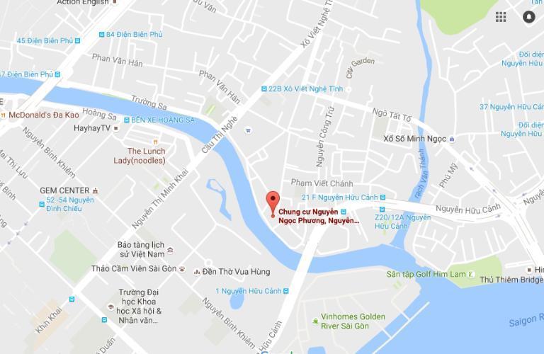 Cho thuê căn hộ Nguyễn Ngọc Phương tiện nghi vô tận sống nhộp nhịp