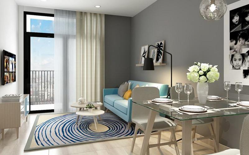 Bảng báo giá cho thuê căn hộ chung cư Rosena