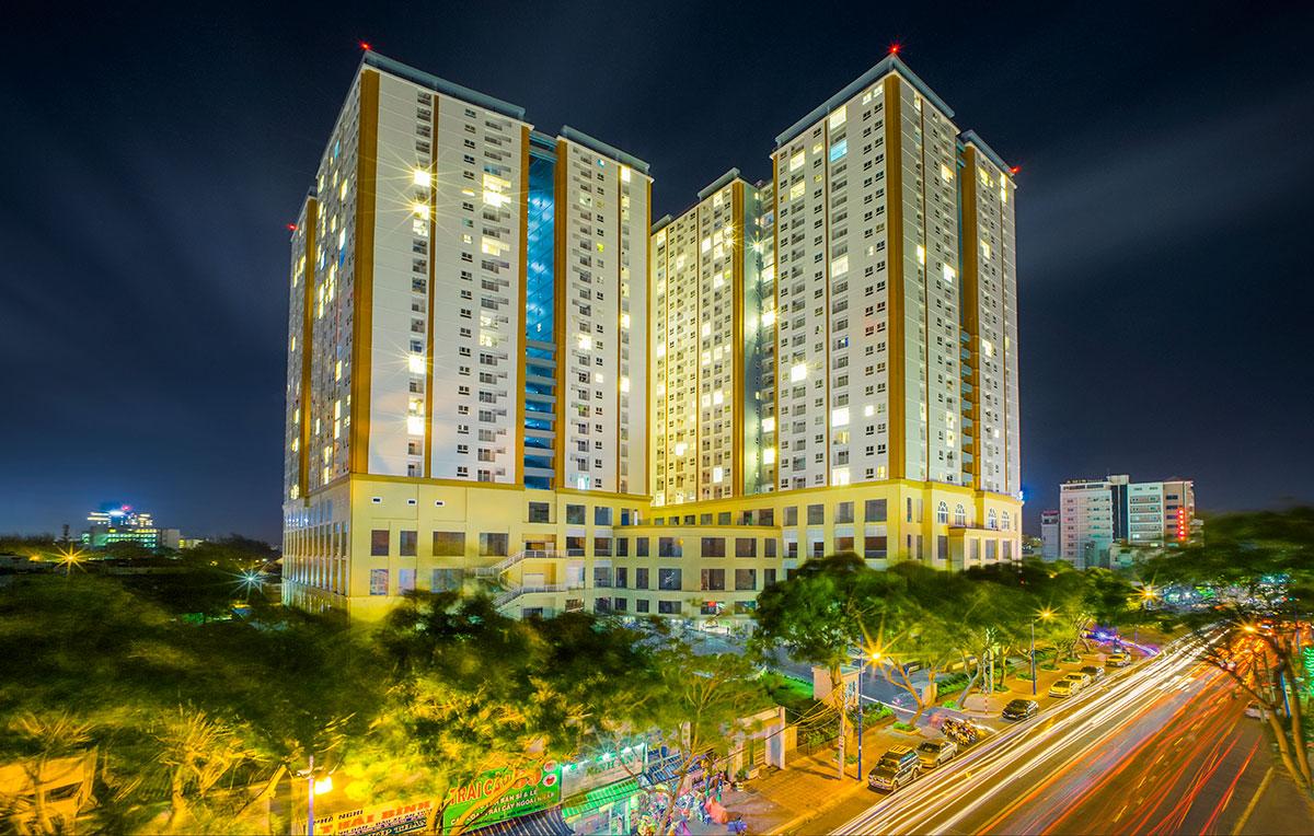 Bảng giá cho thuê căn hộ chung cư Vũng Tàu Melody mới nhất