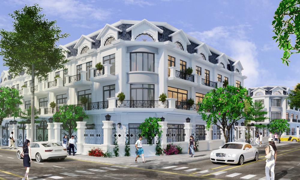 dự án đất nền và biệt thự Happy Home Cà Mau