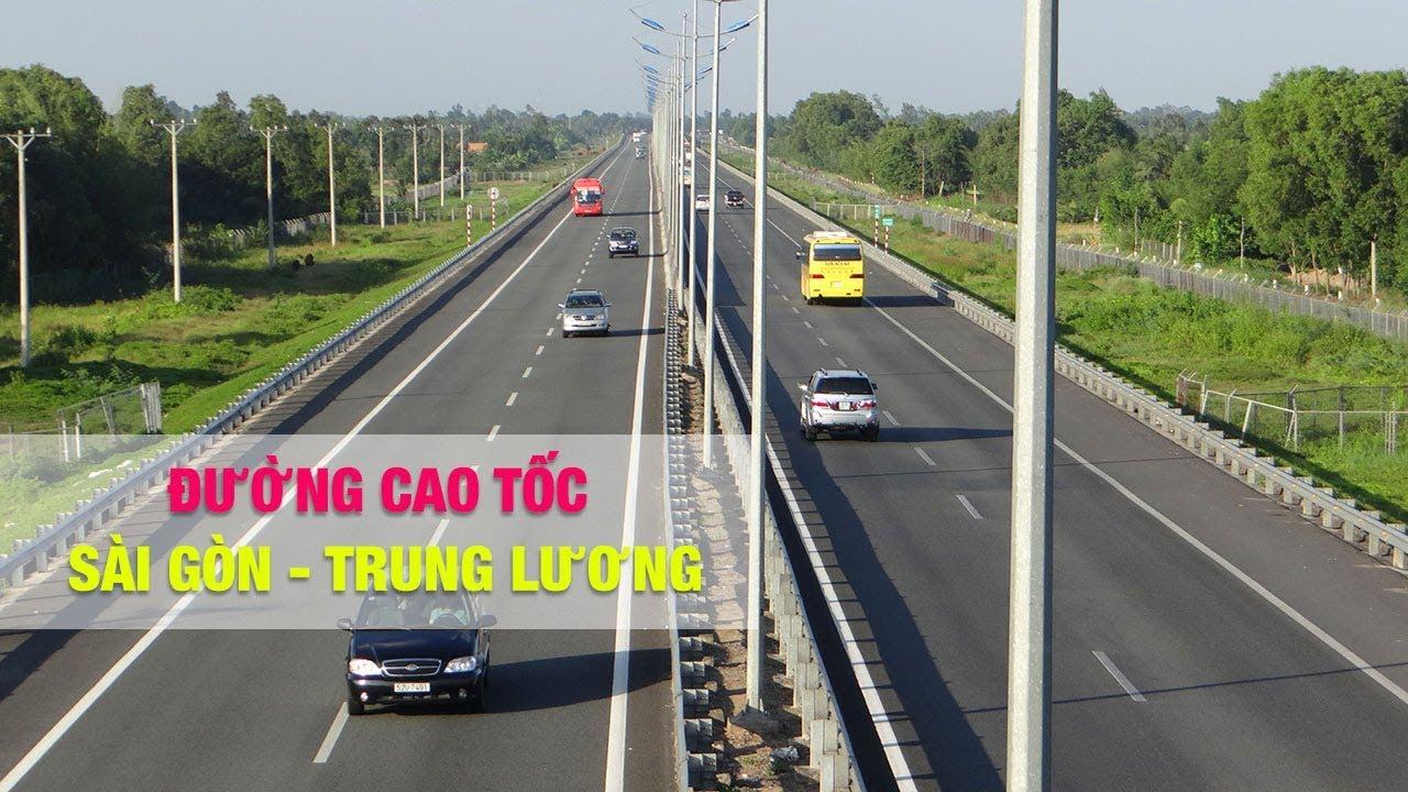 Thông tin mới đường cao tốc Thành phố Hồ Chí Minh – Trung Lương
