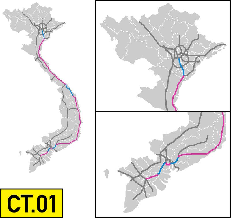 Thông tin mới đường cao tốc Thành phố Hồ Chí Minh – Trung Lương 1