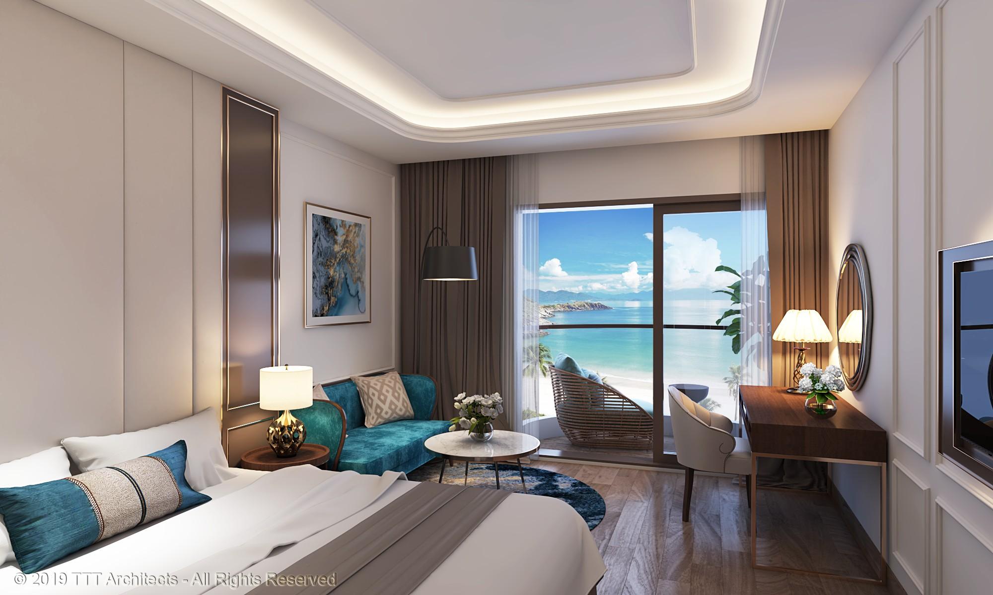 cho thuê căn hộ condotel Oyster Gành Hào Trần Phú Vũng Tàu