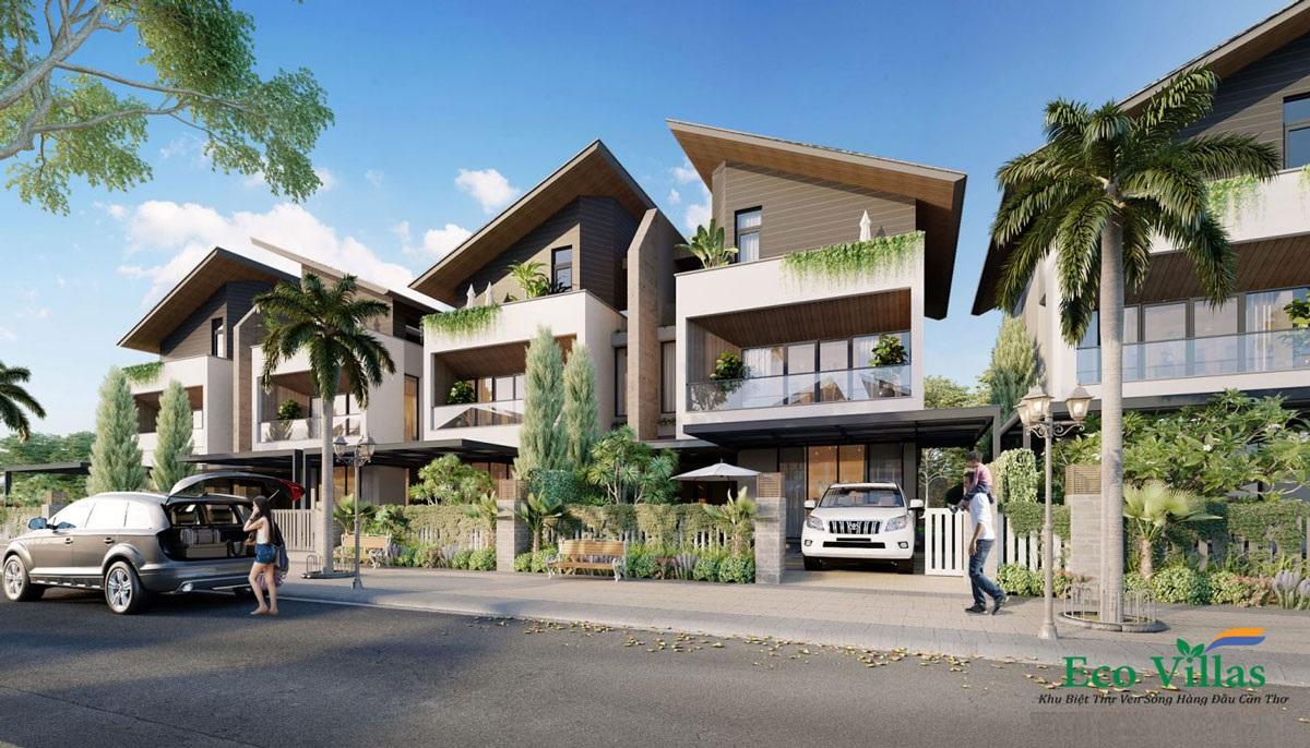 dự án đất nền Eco Villas Cần Thơ