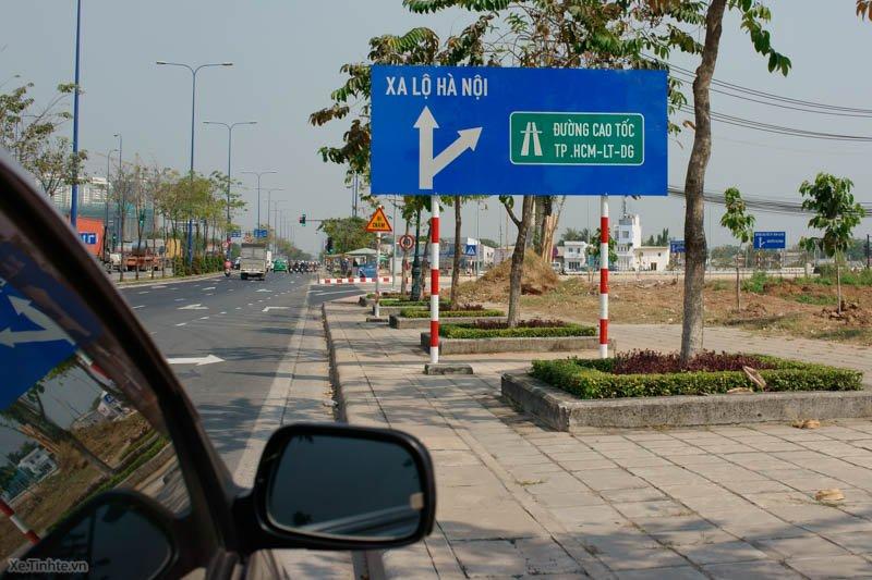 Thông tin mới về đường cao tốc Tp.Hồ Chí Minh – Long Thành – Dầu Giây