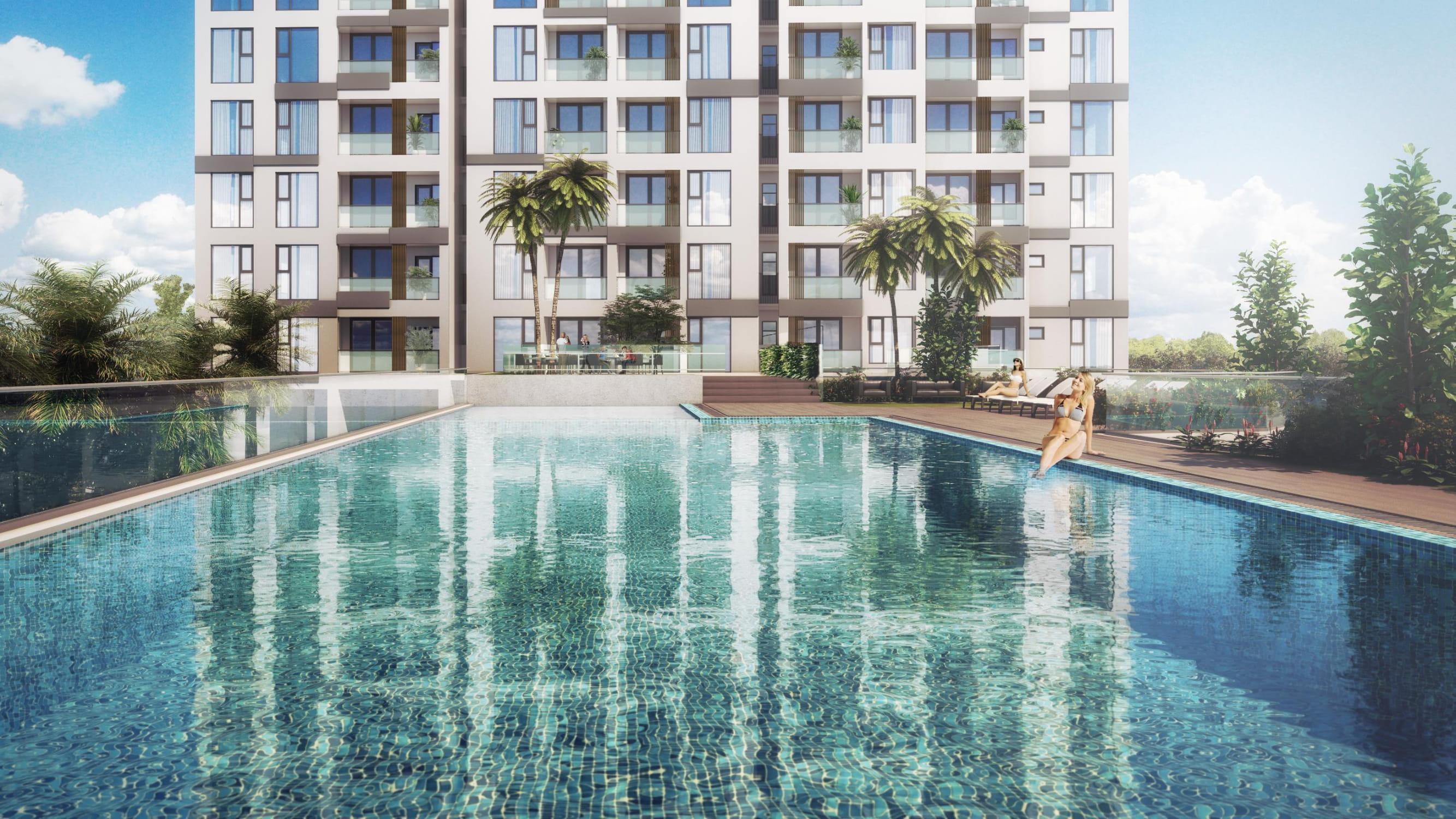 dự án căn hộ chung cư Ascent Plaza