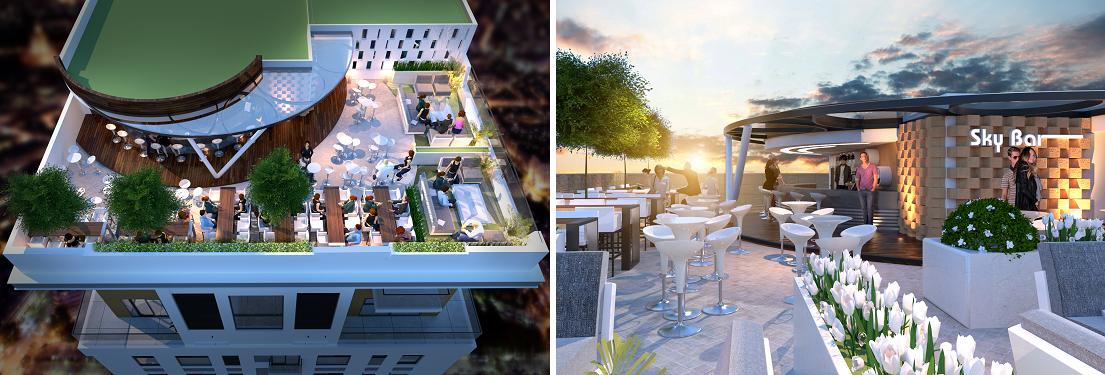 dự án căn hộ Mermaid Seaview Lê Hồng Phong Vũng Tàu