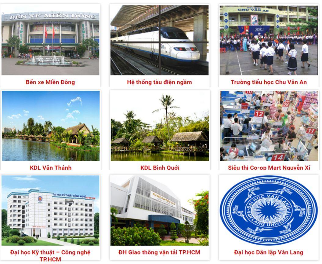Cho thuê căn hộ chung cư Saigonres Plaza
