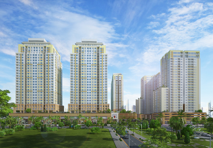 Căn hộ chung cư Tropic Garden cho thuê tối ưu diện tích gần trung tâm