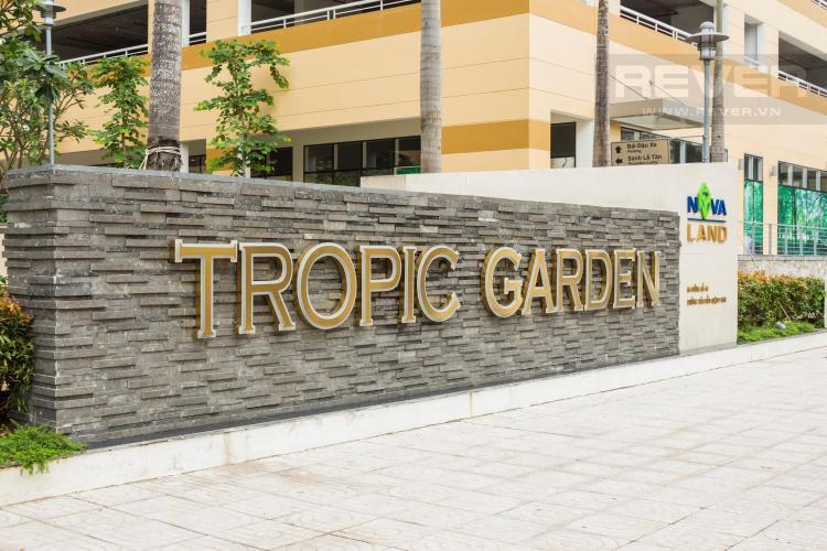 Căn hộ hạng sang cho thuê Tropic Garden hồ bơi thư giãn không gian thoáng