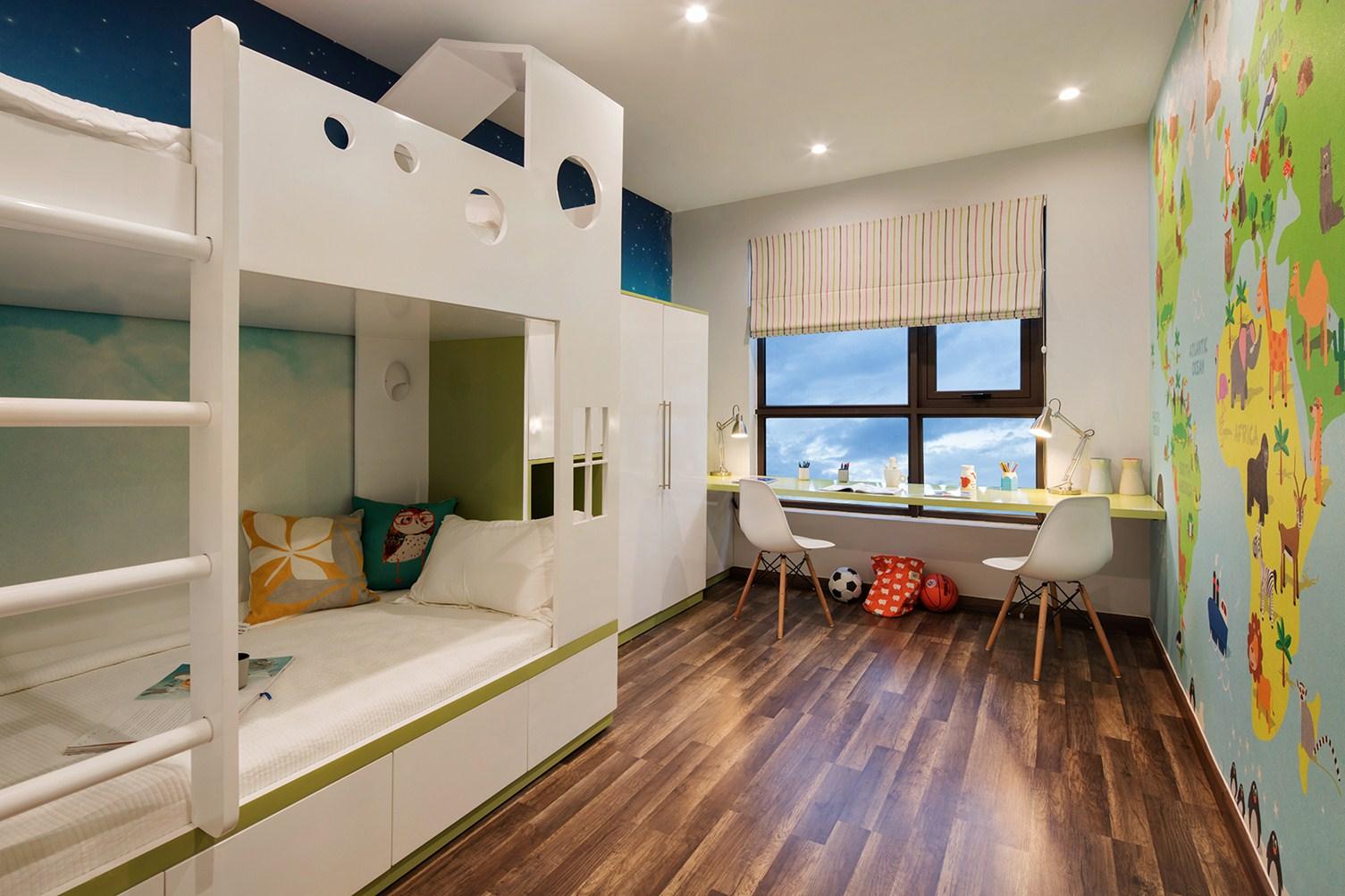 Cho thuê căn hộ chung cư High Intela