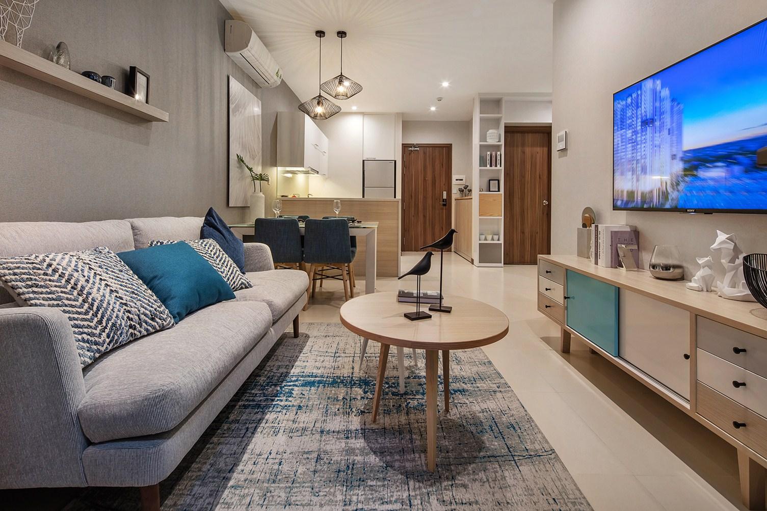 Cho thuê căn hộ chung cư Hà Đô Centrosa Garden