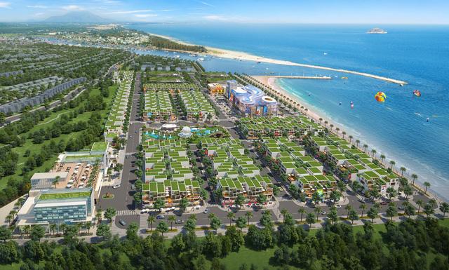Bất động sản biển Lagi Bình Thuận tăng giá trước thềm lên thành phố