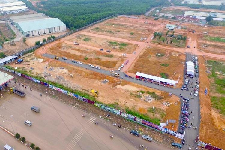 Bất động sản Nhơn Trạch lên đô thị thì BĐS tại TP.HCM ra sao ?
