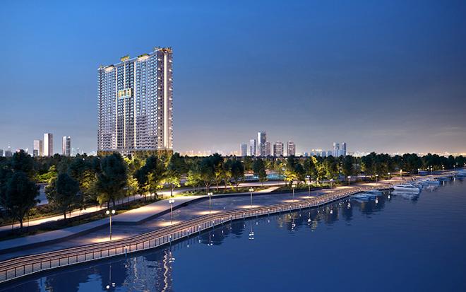 BĐS Nam Sài Gòn cung cấp 1150 nhà ở chỉ từ 1 tỷ tại 2