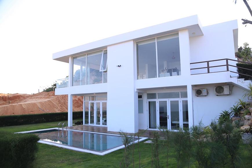 Sunny Villa dự án đất nền đảm bảo riêng biệt thiết kế thoáng