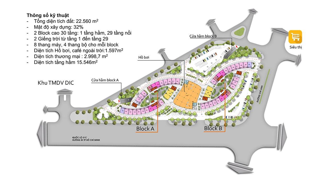 Cho thuê căn hộ chung cư Gateway Vũng Tàu mảng xanh đắt giá giá hấp hẫn