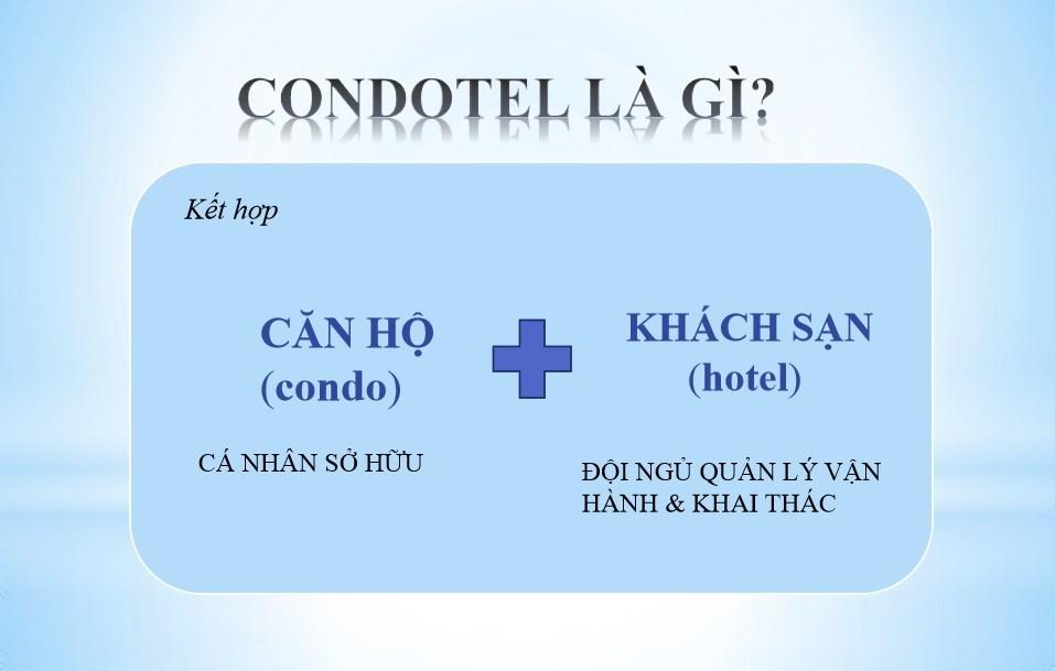Condotel là gì? Khái niệm về căn hộ khách sạn Condotel