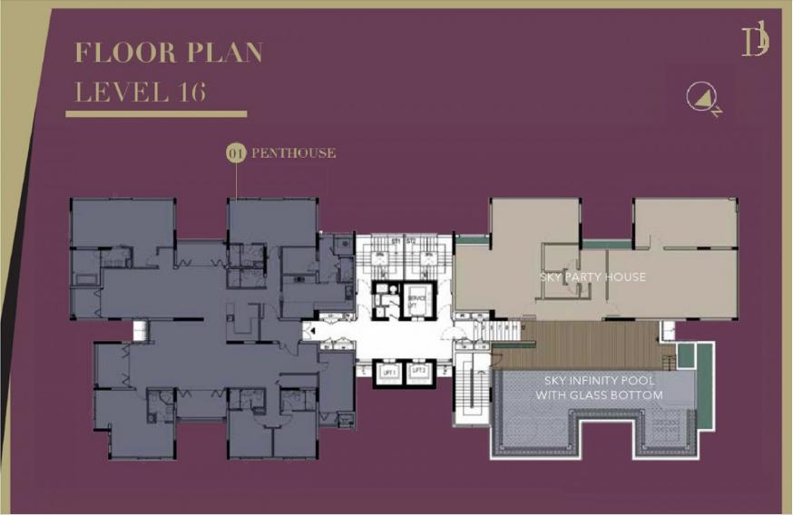 dự án căn hộ chung cư D1 mension võ văn kiệt quận 1