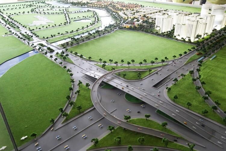 Những dự án giao thông giảm kẹt xe sắp đưa vào sử dụng mới nhất