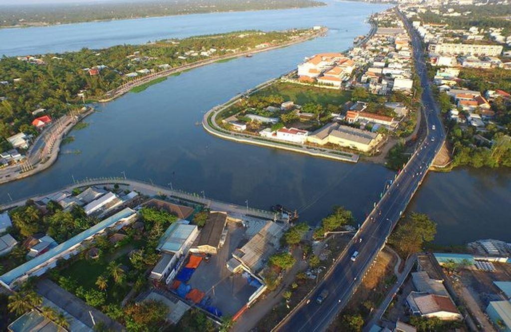 Quy hoạch xây dựng vùng tỉnh Vĩnh Long đến năm 2030 4